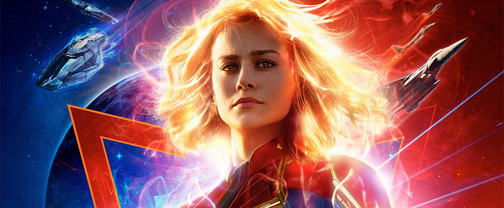 Captain Marvel - The Electric Shadows Podcast