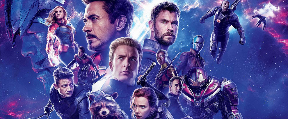Avengers: Endgame - The Electric Shadows Podcast