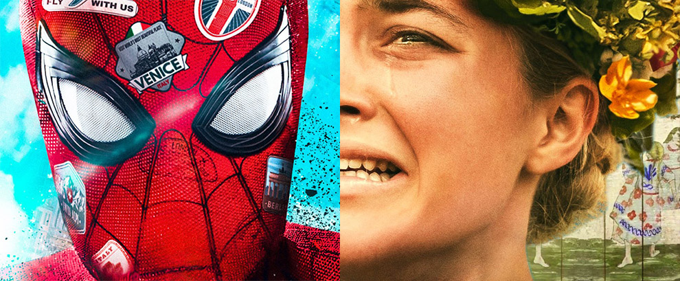 Spider-Man: Far From Home & Midsommar - The Electric Shadows Podcast