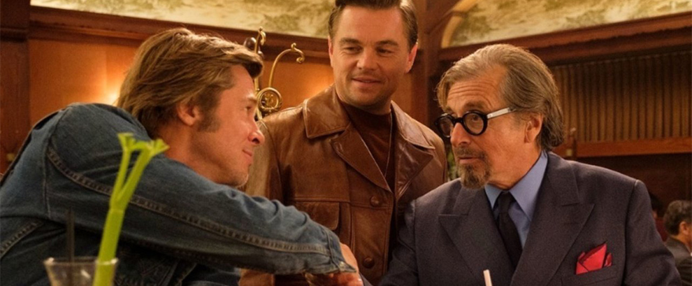 Once Upon A Time... In Hollywood - The Electric Shadows Podcast