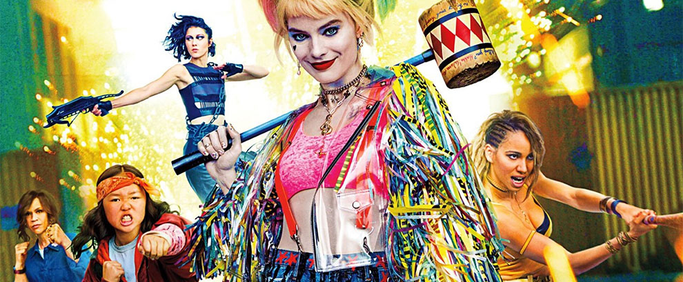 Birds of Prey (and the Fantabulous Emancipation of Harley Quinn)