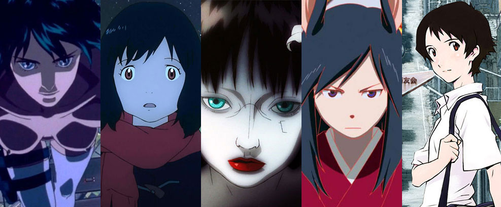 Get animated with BFI Player's Anime Collection